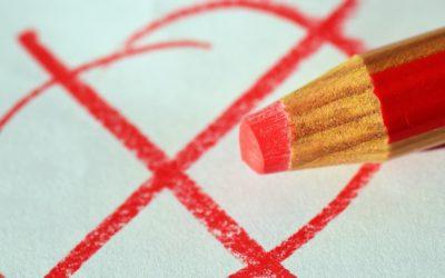 5 redenen om je teksten te laten corrigeren